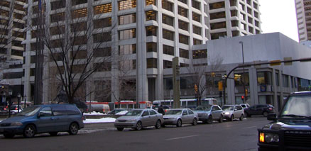 Calgary City Streets