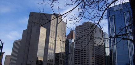 Calgary City Buildings