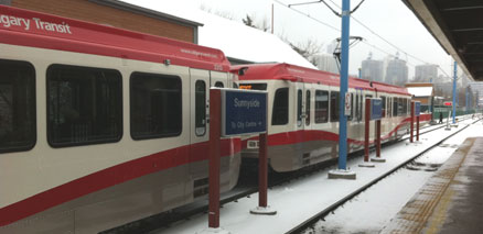 Sunnyside Snowy LRT