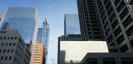 Calgary Downtown Buildings
